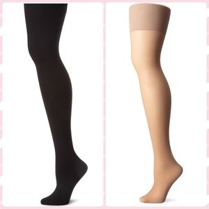9e75db6b1a9ee Calvin Klein Accessories - 2 pairs Calvin Klein ultra fit tights